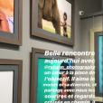 """Laeticia Hallyday sur Instagram, le 15 avril 2019. Voyage au Vietnam avec ses filles, Jade et Joy. Elles ont visité l'association deLaeticia Hallyday et Hélène Darroze """"La bonne étoile"""", qui vient en aide aux orphelins vietnamiens."""