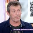 """Jean-Luc Reichmann s'exprime sur l'affaire Quesada du nom de l'ancien candidat des """"12 coups de midi"""" (TF1) le 15 avril 2019 à l'antenne de """"C à vous"""" (France 5)."""
