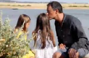 Marc-Olivier Fogiel, papa ému pour les 6 ans de Lily :