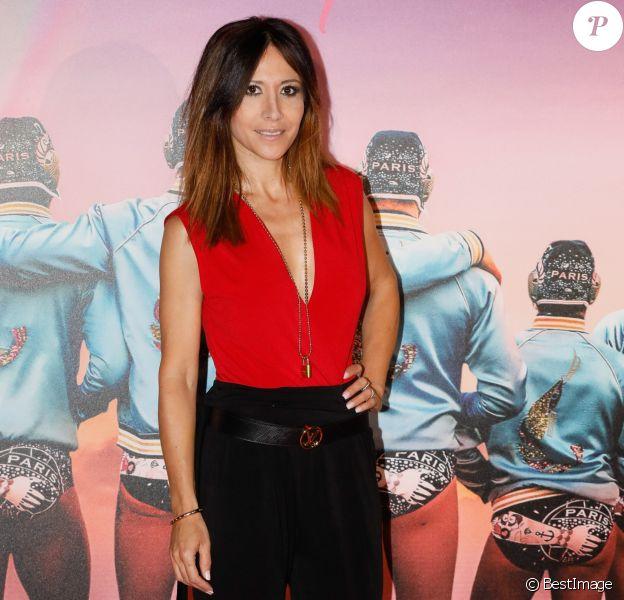 """Fabienne Carat - Avant-première du film """"Les crevettes pailletées"""" au Grand Rex à Paris le 16 avril 2019. © CVS/Bestimage"""