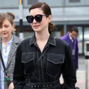 Anne Hathaway a arrêté l'alcool pour son fils, sa surprenante explication