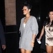 Rihanna toujours aussi sexy... pour les Black Eyed Peas !