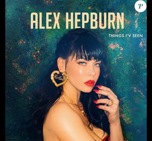Things I've Seen, le nouveau disque de Alex Hepburn.