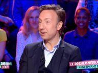 Stéphane Bern, célibataire : avec son chéri Lionel, c'est fini !