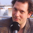 "Eric Antoine en interview pour ""Purepeople"", 1er avril 2019"