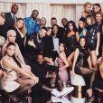 Soirée d'anniversaire de Kourtney Kardashian (40 ans) à Beverly Hills. Le 18 avril 2019.
