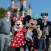 Jacques et Gabriella de Monaco : complices pour leur 1ere sortie à Disneyland !