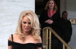 Pamela Anderson furieuse : elle déserte le gala de la Fondation OM