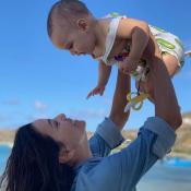 Eva Longoria épatée par son fils Santiago et déchaînée avec Ricky Martin