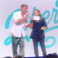 Eva Longoria et Ricky Martin au gala Libertad de la Ricky Martin Foundation à San Juan. Le 27 avril 2019.