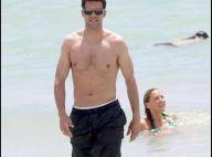 La star du foot Michael Ballack : des vacances ensoleillées avec sa très jolie femme ! Regardez !