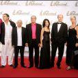 Laurent Kerusore, Alexandre Fabre, Fabienne Carat, Pierre Martot ou encore Rebecca Hampton, de la série Plus Belle La Vie. 2006