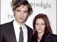 """Robert Pattinson trompé : """"Je suis en bon termes"""" avec Kristen Stewart"""