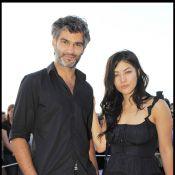 La belle Mylène Jampanoï et le beau François Vincentelli : ils sont in-sé-pa-ra-bles !