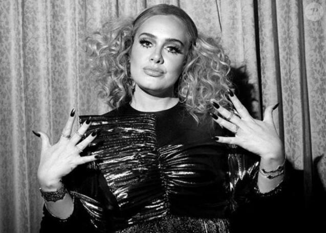 Adele prend la pose sur Instagram pour ses 31 ans, le 5 mai 2019