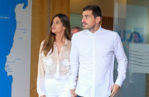 Iker Casillas quitte l'hôpital après sa crise cardiaque, Sara à ses côtés