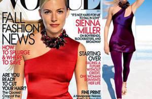 Sienna Miller : Malgré un premier désastre... la belle fera la couv' de Vogue en juillet !