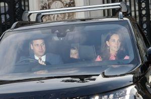 George de Cambridge a-t-il révélé le prénom de son cousin Archie, 4 mois avant ?