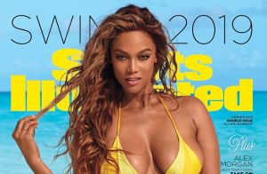 Tyra Banks, 45 ans : canon en bikini pour Sports Illustrated Swimsuit