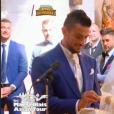 Le mariage à l'église de Manon Marsault et Julien Tanti - W9, 10 mai 2019