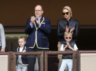 Jacques et Gabriella de Monaco : Adorables supporters stars avec leurs parents