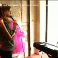 "Iris Mittenaere dans ""50 Minutes Inside"", 11 mai 2019, sur TF1"