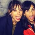 Les soeurs Rashida et Kidada Jones - Instagram de @kidadajonesog
