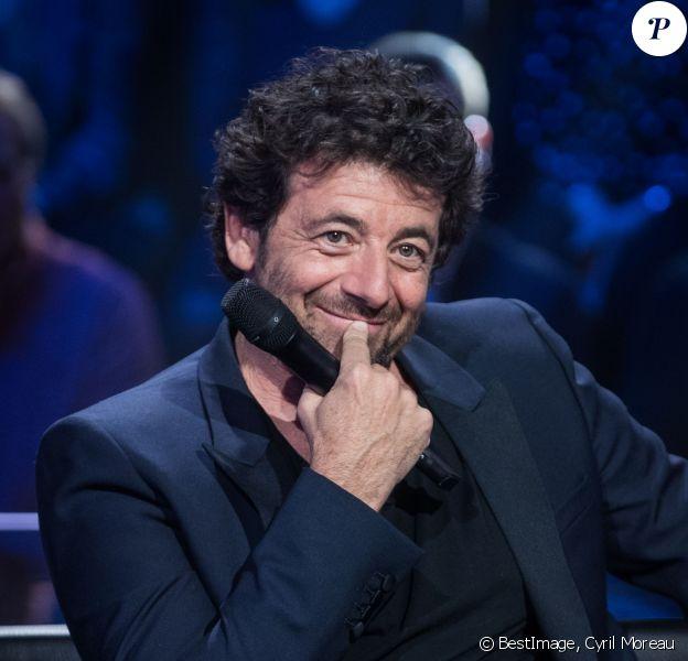 """Patrick Bruel - Enregistrement de l'émission """"Bon anniversaire Véronique Sanson"""" diffusée le 26 avril 2019. Paris le 8 avril 2019.  © Cyril Moreau / Bestimage"""