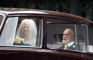 Pippa Middleton tout sourire au mariage de son ex avec Gabriella Windsor