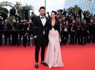 Nabilla enceinte : Décolletée et sexy en haute couture, le prix de sa robe