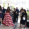 Aishwarya Rai à l'hôtel Martinez lors du 72ème Festival International du Film de Cannes, le 19 mai 2019.