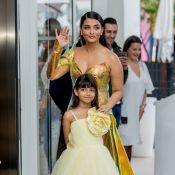 Aishwarya Rai : Divine au Festival de Cannes avec sa fille Aaradhya