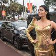 Aishwarya Rai au 72ème Festival International du Film de Cannes, France, le 19 mai 2019.