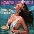 """Elle Macpherson, il y a 20 ans, en couverture de """"Sports Illustrated"""" !"""