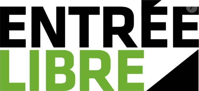 """Logo de l'émission """"Entrée Libre"""""""