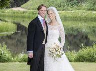 Gabriella Windsor : Les portraits du mariage dévoilés, une seconde robe révélée