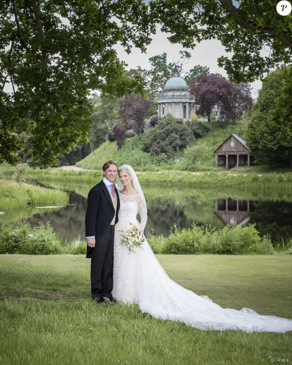 Les photos officielles du mariage de Lady Gabriella Windsor avec Thomas Kingston, le 18 mai 2019 à Windsor.