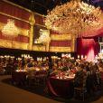 """Le dîner de la soirée """"Chopard Love Night"""" lors du 72ème Festival International du Film de Cannes. Le 17 mai 2019 © Olivier Borde / Bestimage"""