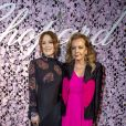 """Julianne Moore et Caroline Scheufele assistent à la soirée """"Chopard Love Night"""" lors du 72ème Festival International du Film de Cannes. Le 17 mai 2019 © Olivier Borde / Bestimage"""