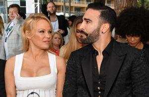 Pamela Anderson et Adil Rami, plus amoureux que jamais à Monaco