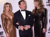 Sylvester Stallone : Avec ses divines femme et fille, il fait face à un gorille