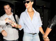 Rihanna a encore frappé avec son look... et met tout le monde à ses pieds !