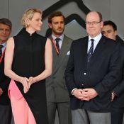 Charlene de Monaco : Princesse de style pour le Grand Prix de F1