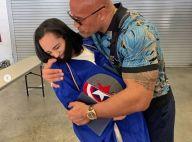 Dwayne Johnson : Papa fier de sa fille, bachelière et bientôt à la fac