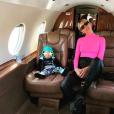 Mélanie Da Cruz et son fils Swan - Instagram, 27 février 2019