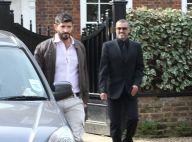 """George Michael : Son ex-compagnon Fadi Fawaz """"squatte"""" sa maison de Londres"""