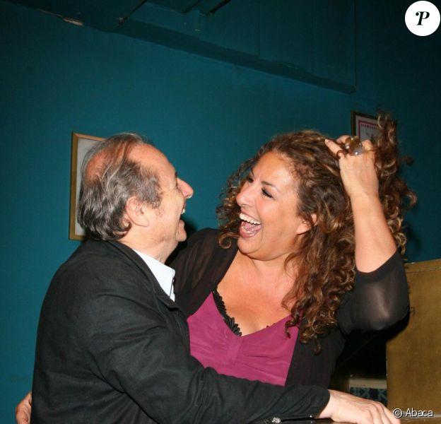 Marianne James et Patrick Braoudé présentent la saison théâtrale 2009/2010 ! 18/06/09