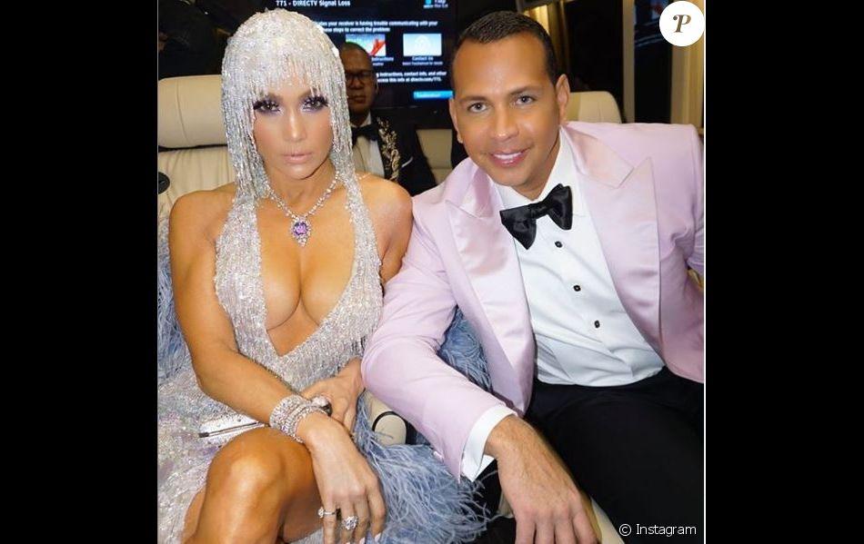 Jennifer Lopez et Alex Rodriguez se sont fiancés le 9 mars 2019.