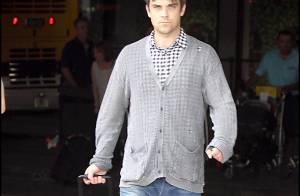 Robbie Williams était un sex-symbol... Bah plus maintenant ! Regardez !