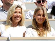 Natty et Stella Belmondo : Duo mère-fille remarqué à Roland-Garros